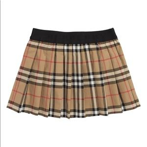 Burberry Child Skirt